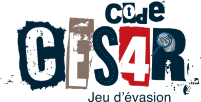 Code César jeu d'évasion