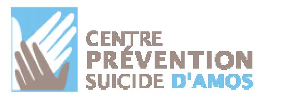Centre prévention du suicide d'Amos
